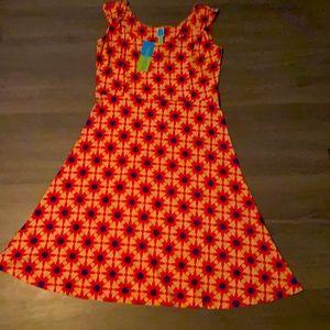 1970's vintage-style dress NWT size XL